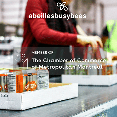 Abeilles Busy Bees, member of The Chamber of Commerce of ...